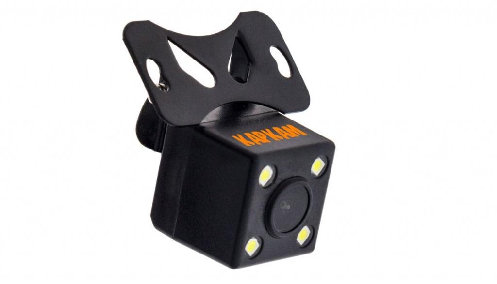 Автомобильный видеорегистратор-зеркало CARCAM Z-360 - Дополнительная камера