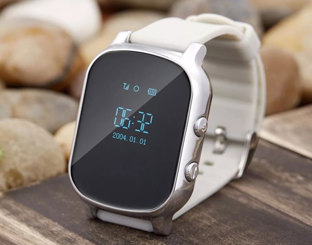 Часы SMART WATCH GW700 SILVER