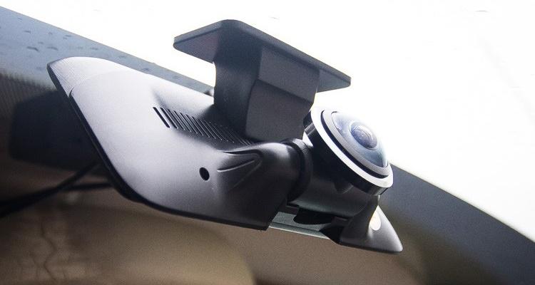 КАРКАМ А-360 панорманый автовидеорегистратор с высоким качеством записи