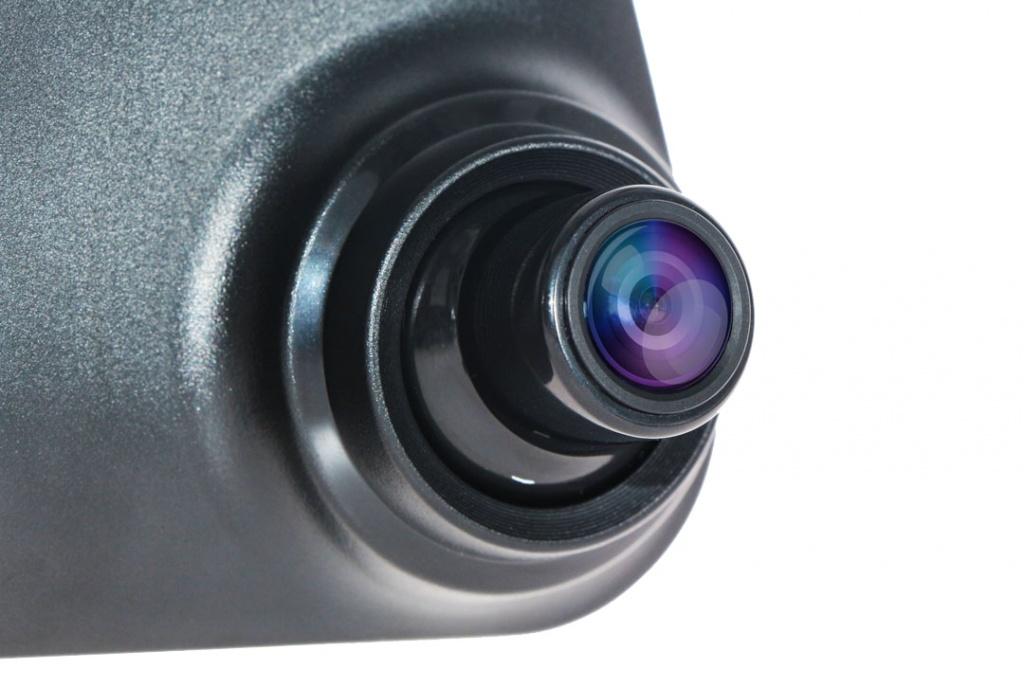 Автомобильный видеорегистратор-зеркало CARCAM Z5 - Угол обзора 140°