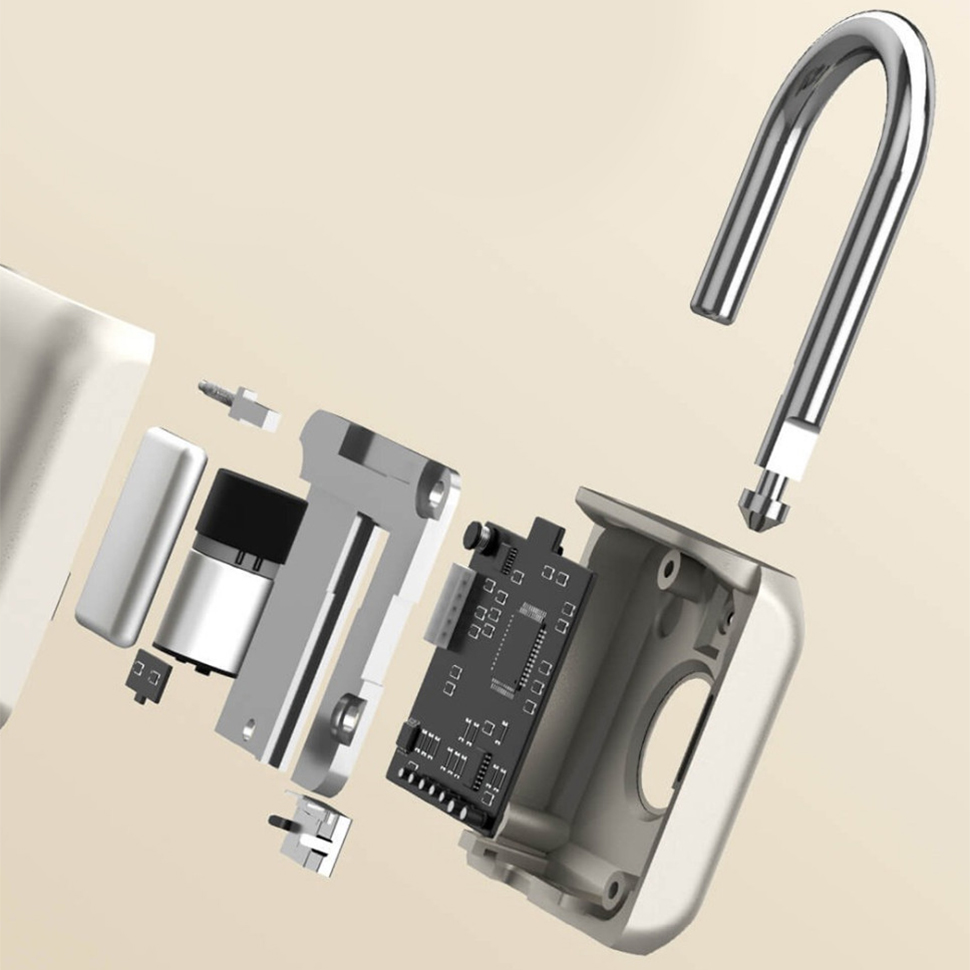 6 Xiaomi Smart Fingerprint Lock Padlock YD-K1.jpg