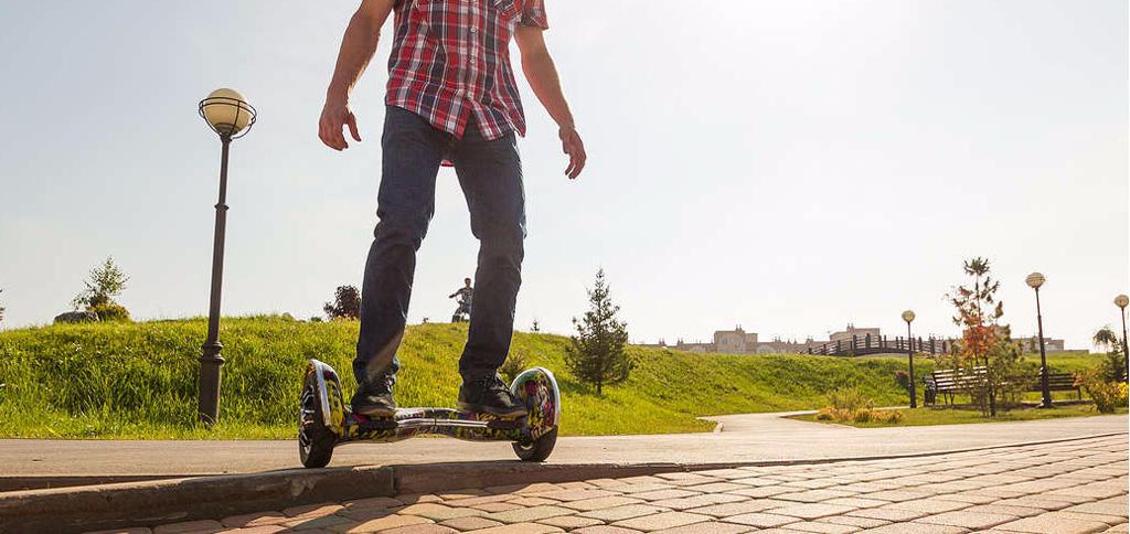 Gyroscooter Carcam