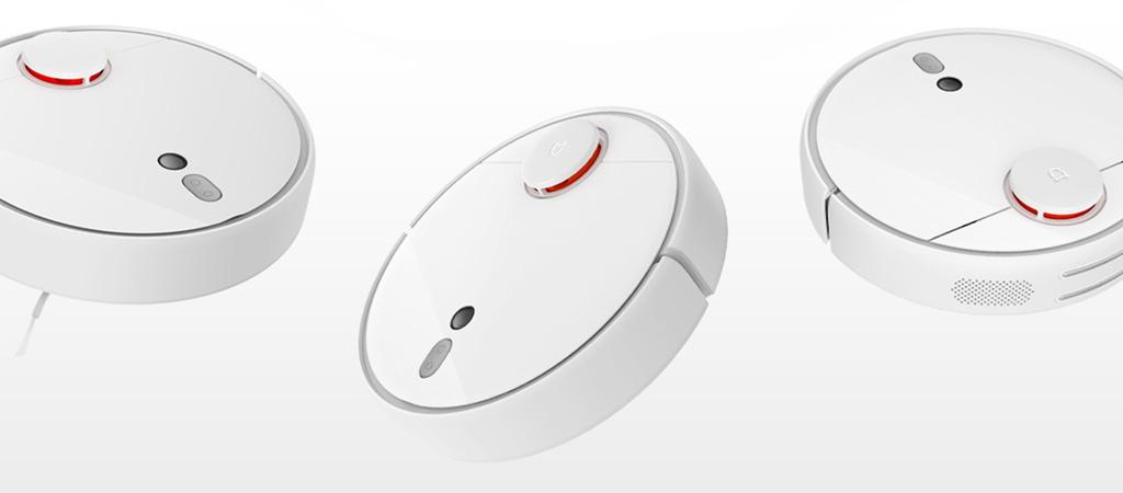 Робот-пылесос Xiaomi Mijia Sweeping Robot Vacuum Cleaner 1S