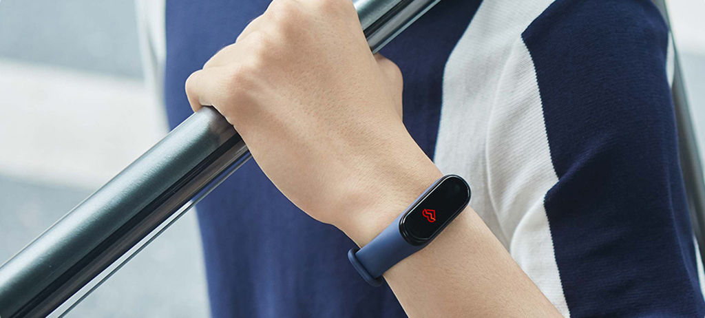 Xiaomi Mi Band 4 –Мониторинг пульса