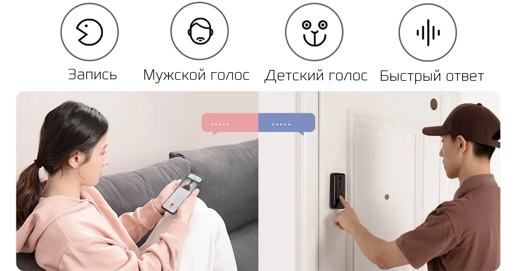 6 Xiaomi AI Face Identification DoorBell 2 Black.jpg