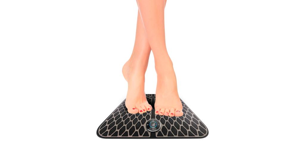 EMS FOOT MASSAGER – массажный коврик-миостимулятор для стоп