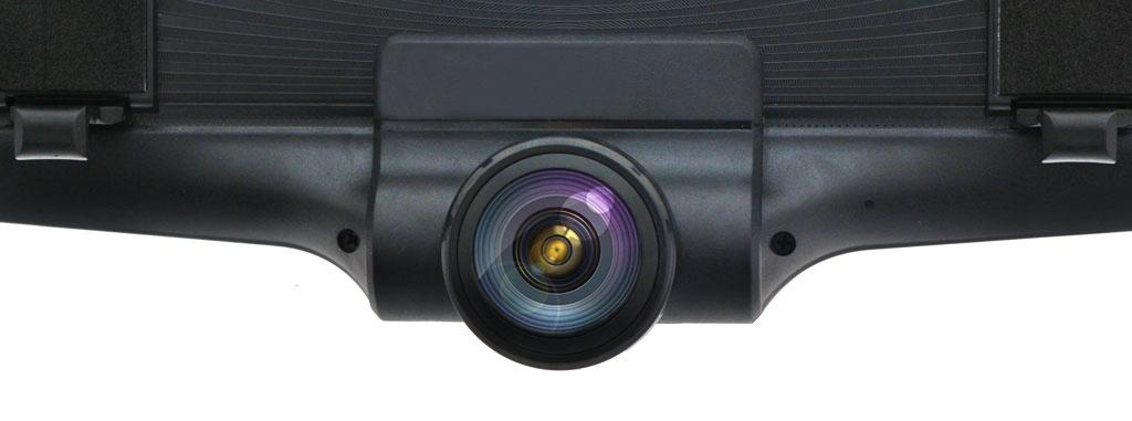 Автомобильный видеорегистратор-зеркало CARCAM Z-360 -Высокое разрешение 1440x1440p
