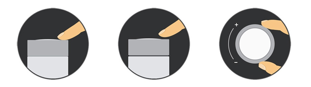 Портативная акустика Xiaomi Mi Round 2 - громкая связь
