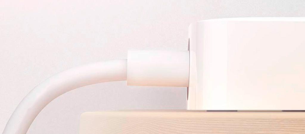 Xiaomi Mi Power Strip 5 Sockets White оснащено системой защиты от перегрузки NEC