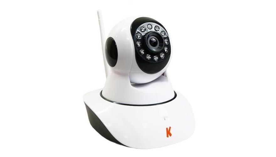 КАРКАМ РОБОГЛАЗ Поворотная облачная IP/Wi-Fi камера HD разрешения