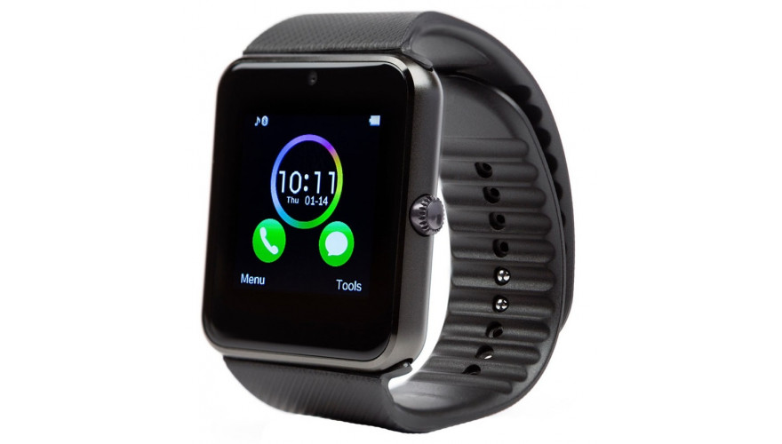Часы SMART WATCH GT08 Black