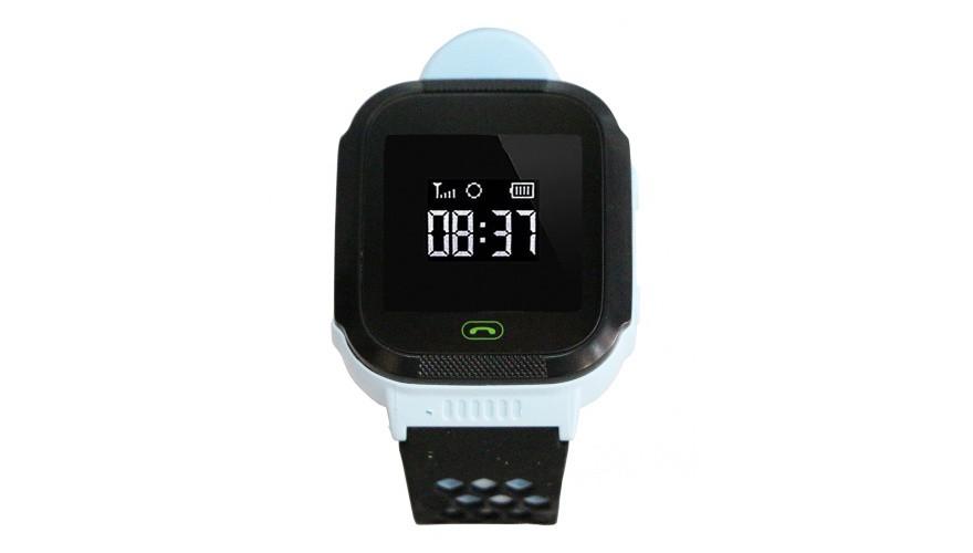 КАРКАМ GW500S (голубые) Детские смарт часы с функцией телефона и GPS-трекера