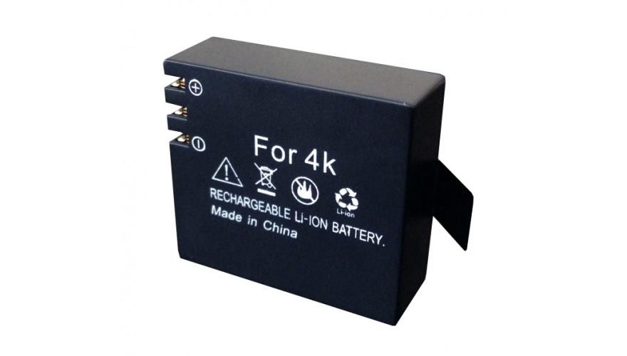 АКБ для КАРКАМ 4K Дополнительный аккумулятор для КАРКАМ 4K