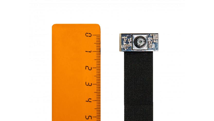 КАРКАМ СВН-8С Бескорпусная миниатюрная FullHD Wi-Fi камера с углом обзора 140° и поддержкой microSD до 64 Гб.