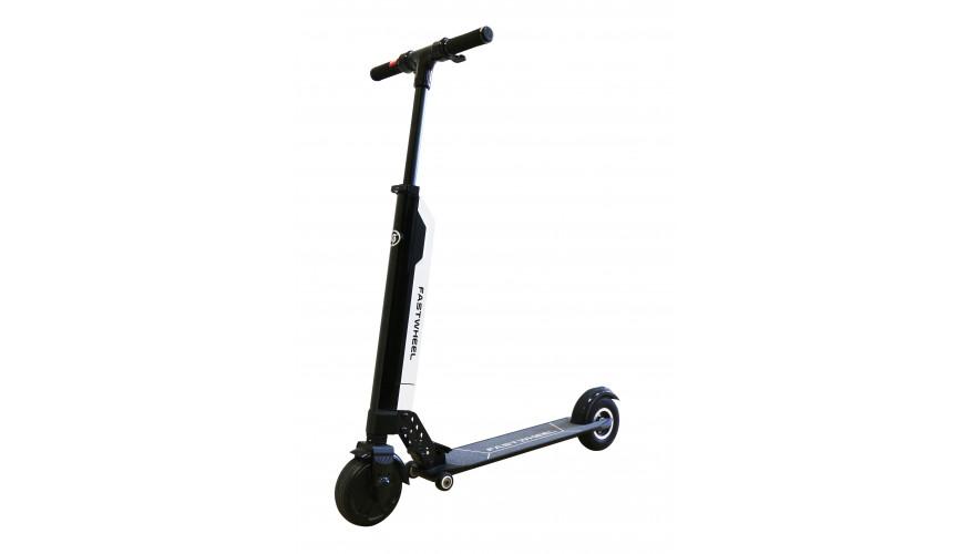 Fastwheel F0 Fastwheel F0 - облегченный электросамокат с запасом хода 25 километров на скорости до 30 км/ч