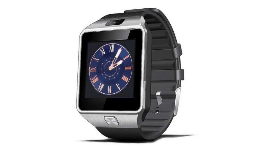 Часы CARCAM SMART WATCH DZ09 SILVER