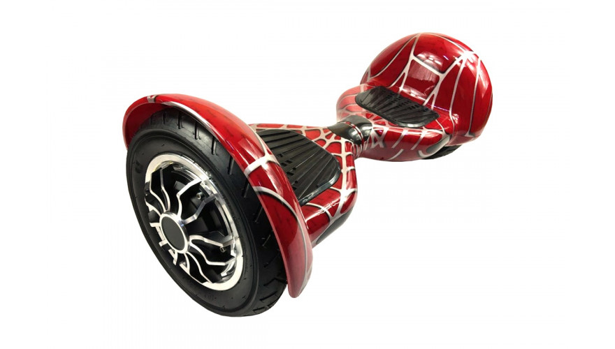 """Гироскутер Smart Balance 10"""" Паутина 20 километров пути на одном заряде с максимальной скоростью до 20 км/ч"""