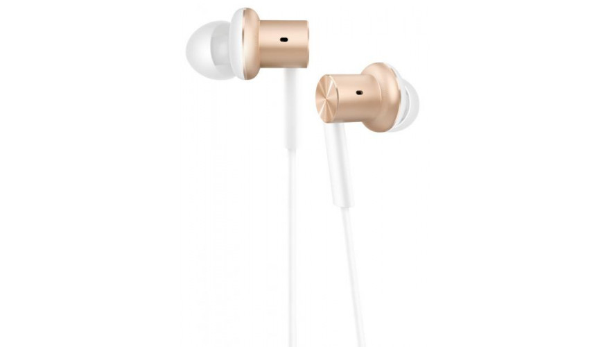 Наушники Xiaomi Mi In-Ear Headphone Gold