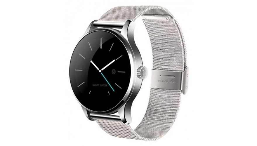 Часы CARCAM SMART WATCH K88H SILVER - Сталь