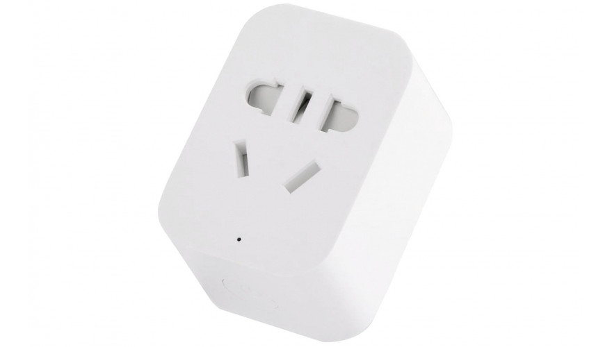 Купить Xiaomi Mijia Mi Smart Plug Basic White