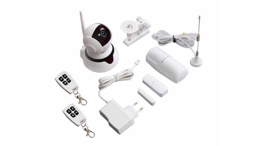CARCAM SOVA WiFi камера видеонаблюдения с сигнализацией и беспроводным датчиком