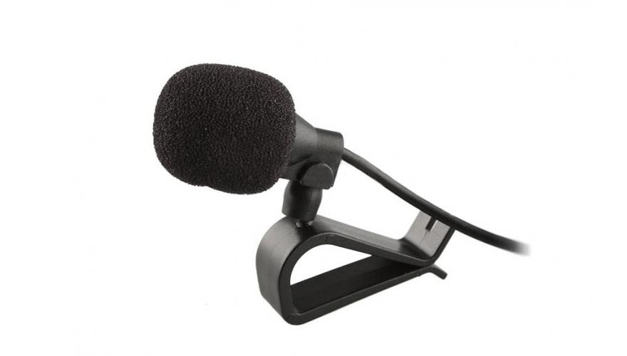 """Микрофон CARCAM MKA-61 auto - Головное устройство CARCAM AV-9705 for Tucson (2014-2016) 9"""""""