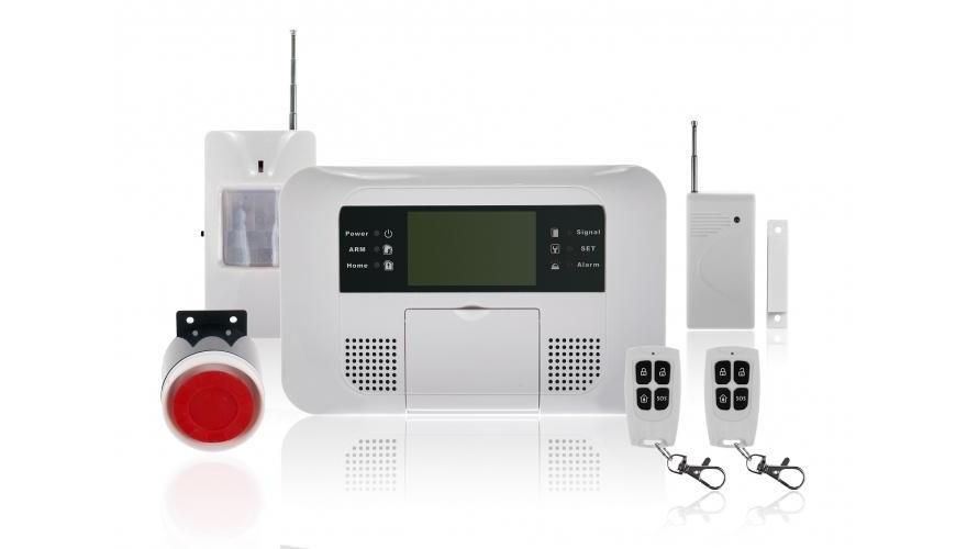 КАРКАМ Т-340 Охранная GSM сигнализация с высокой надежностью и мощным функционалом
