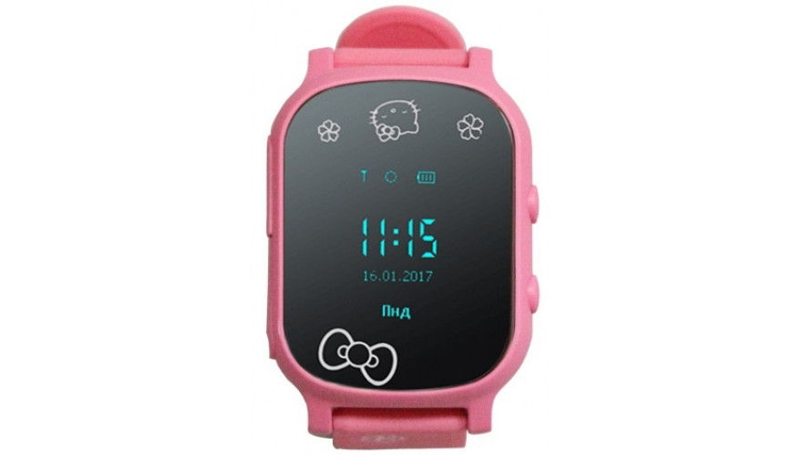 Часы CARCAM SMART WATCH GW700 PINK