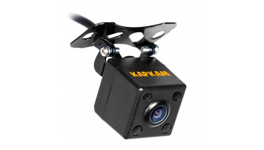 Штатный автомобильный видеорегистратор CARCAM U4-FullHD - Дополнительная камера