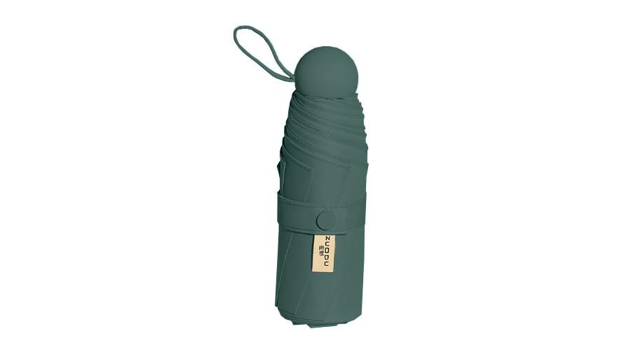 Купить зонт Xiaomi Zuodu Fashionable Umbrella Dark Green