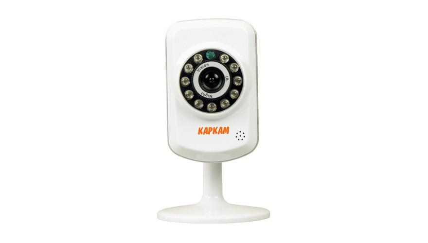 КАМ-001 Wi-Fi камера для видеонаблюдения с поворотным кронштейном на 360°
