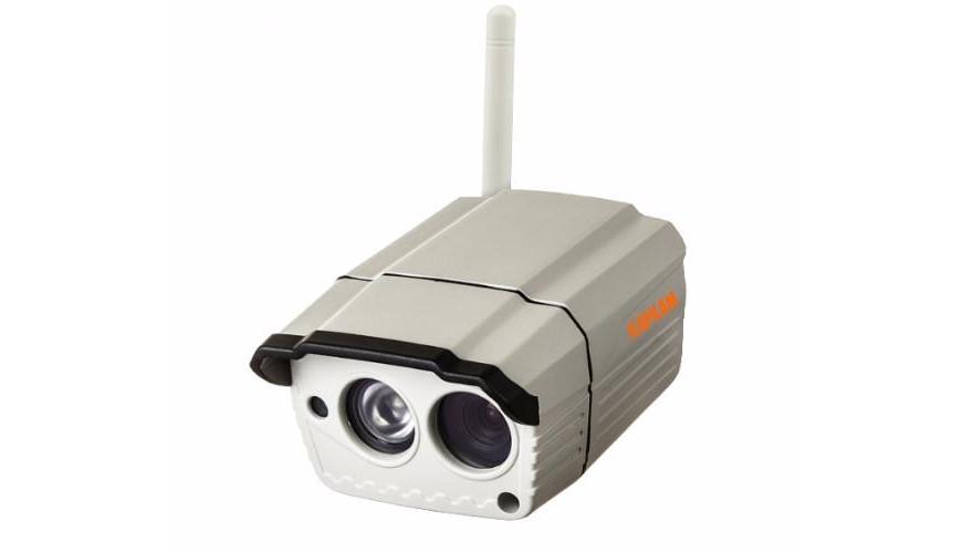 КАРКАМ КАМ-1405 КАРКАМ КАМ-1405 - Wi-Fi IP-камера, 1.3 MP 1280x720p, ИК-подсветка 15 метров