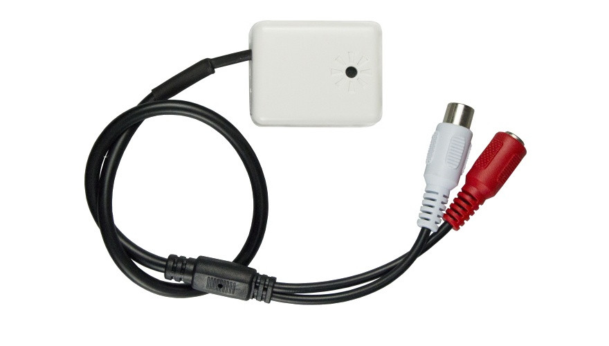 KAPKAM MK-51 Компактный чувствительный микрофон для улицы и помещения