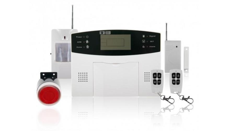 GSM сигнализация КАРКАМ Т-330 Многофункциональная беспроводная охранная система