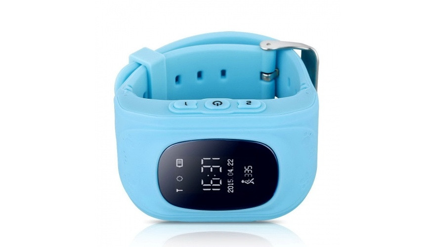 Smart Baby Watch CARCAM Q50 OLED голубые