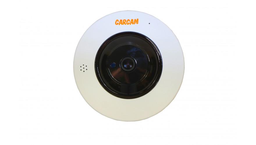 CARCAM CAM-6360PSD Панорамная IP камера высокого разрешения 6 МP и углом обзора 360°
