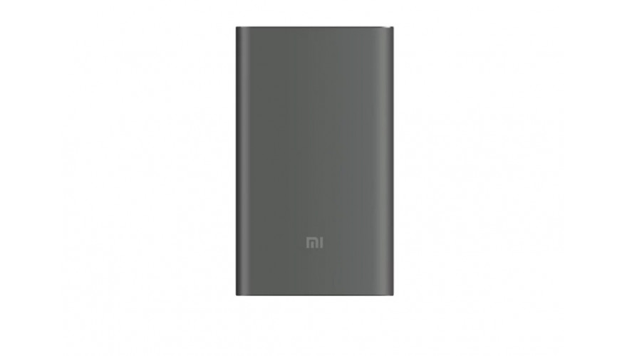 Аккумулятор Xiaomi Mi Power Bank Pro 10000mAh Type-C - Dark Gray