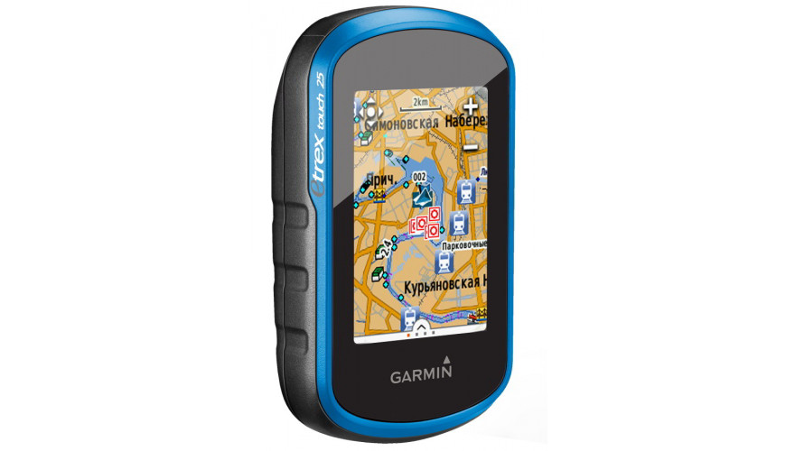 Туристический навигатор Garmin ETREX 25 Touch