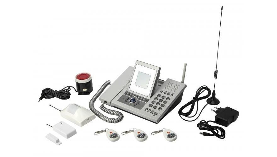 КАРКАМ Страж Т-300 GSM сигнализация Многофункциональная беспроводная охранная система