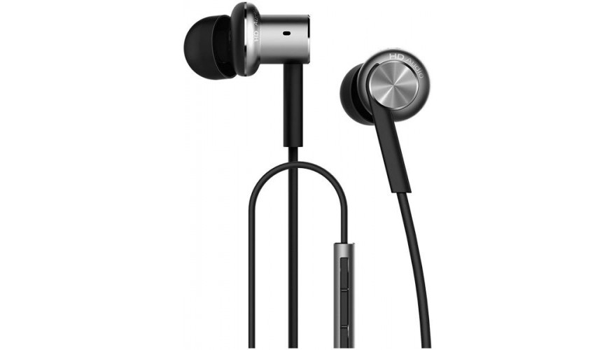 Наушники  Xiaomi Mi In-Ear Headphone Silver