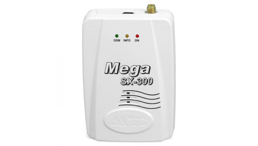 MicroLine SX-300 Light Беспроводная GSM-сигнализация с возможностью подключения датчиков движения и термодатчиков