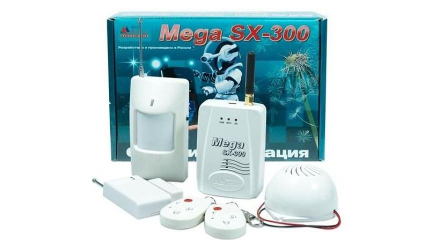MicroLine SX-300R Radio Беспроводной охранный GSM/GPRS комплекс для стационарных объектов