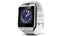 CARCAM SMART WATCH DZ09 White