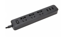 Xiaomi Mi Power Strip 3 Sockets Black