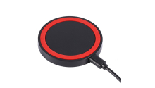 CARCAM Wireless Charging Pad (red)