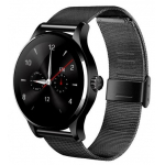 Часы CARCAM SMART WATCH K88H BLACK - Черный металл