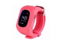 Smart Baby Watch КАРКАМ Q50 OLED розовые
