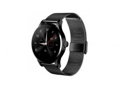 CARCAM SMART WATCH K88H BLACK - Черный металл