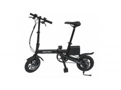CARCAM E-Bike Black