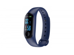 Carcam Smart Band M3 - blue